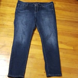 Maurice's skinny jeans